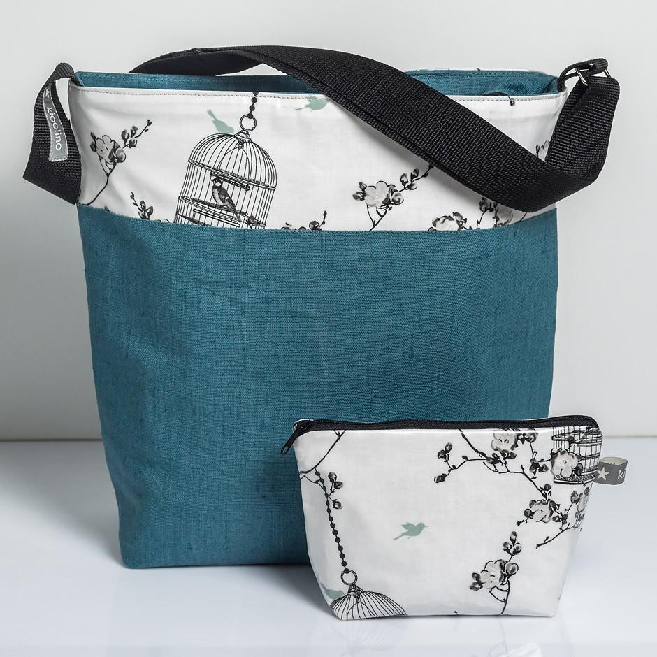 Tasche Grösse 2 + Schminketui