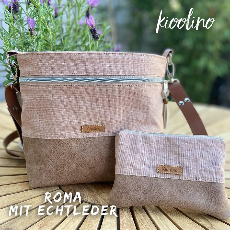 Tasche Roma Echtleder