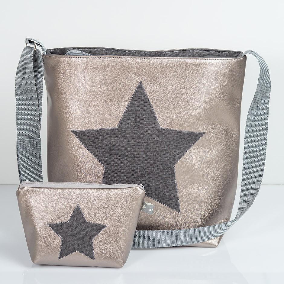 Tasche Grösse 2 Kunstleder