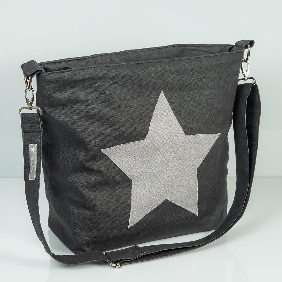 Starbag mit Reissverschluss