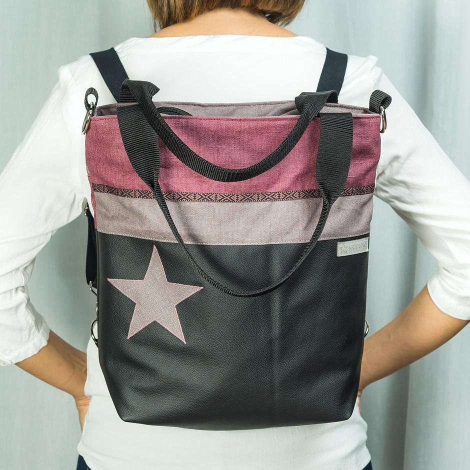 kioolino 3in1 Bag Echtleder
