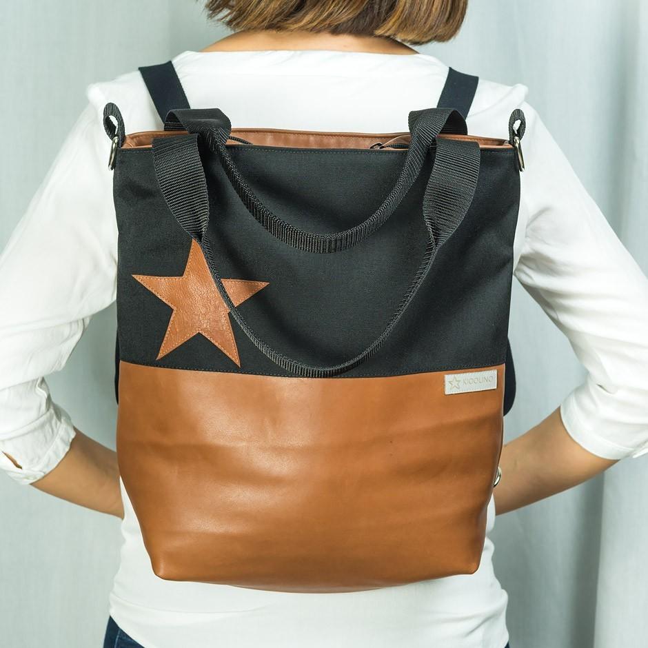 kioolino 3in1 Bag Lammnappa-Leder