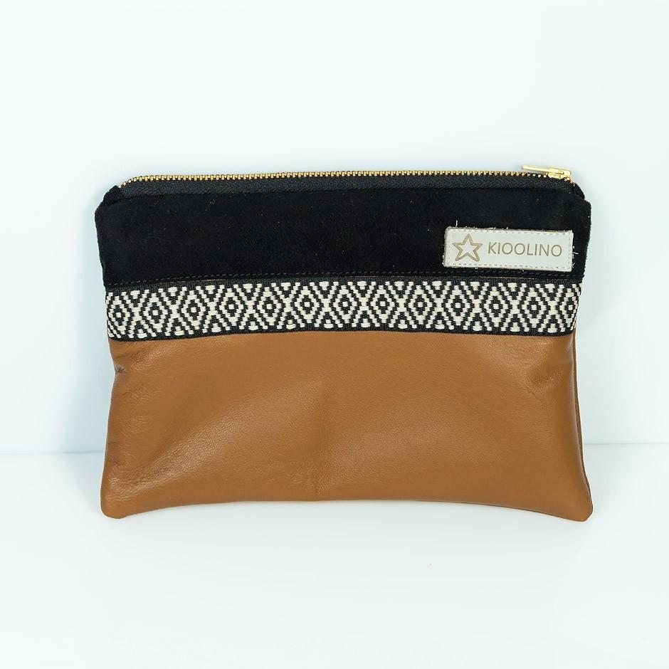 Handtaschen-Etui Nappaleder